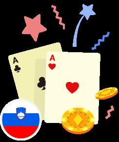 blackjack slovenia
