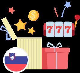 bonuses slovenija